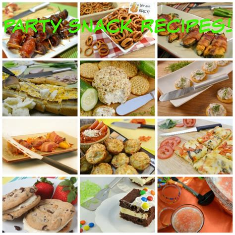 new year recipes and snacks new year s snack recipes great
