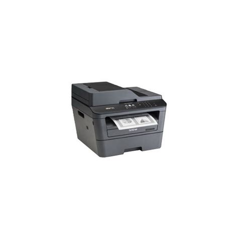 Printer Mfc L2740dw mfc l2740dw monochrome laser multi function printer with wireless 2400x600dpi 30ppm