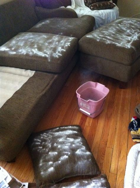 diy couch cleaner diy clean sofa cleaning ideas pinterest