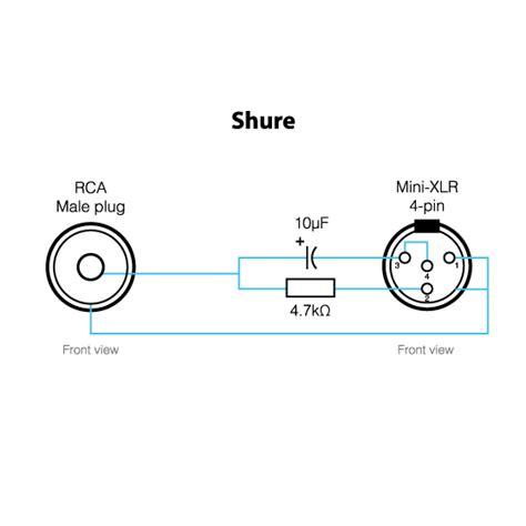 mini xlr to xlr wiring diagram xlr free printable wiring