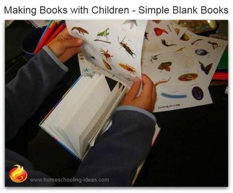 Creating Handmade Books - books with children creating handmade books