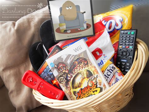 doodle basket doodles gift basket ideas crafts gift ideas