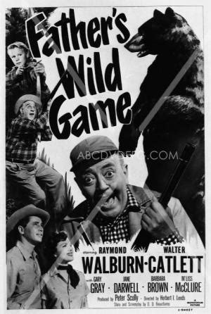Father's Wild Game (1950) - FilmAffinity