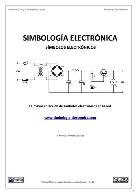 smbolo y simbologa en simbologia electronica