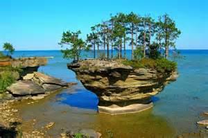 Turnip Rock Port Turnip Rock Port Michigan Destination Of The