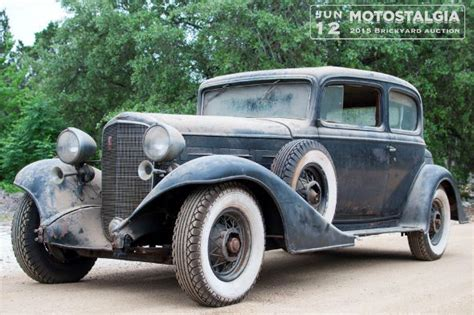 1930s buick cars well preserved pre war american cars found in texan barn