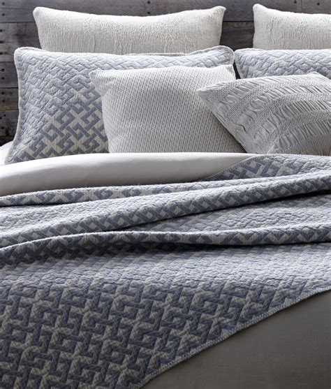 blue matelasse coverlet sprang matelass 233 coverlet the oriole mill