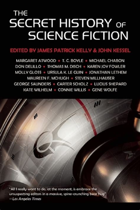 when the scientific secrets of timing books the secret history of science fiction by