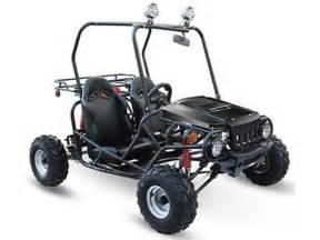 Go Karts Jeep T125 Gokart