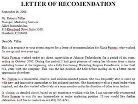 Enforcement Letter Of Recommendation Letter Of Recommendation For Enforcement Letter Of Recommendation