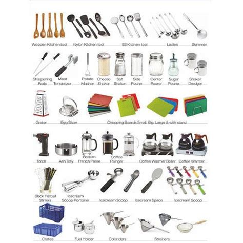 Kitchen Dictionary Kitchen Tools And Equipment Food And Service Management