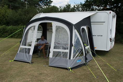 inflatable caravan awnings ka fiesta air pro 350 inflatable caravan porch awning