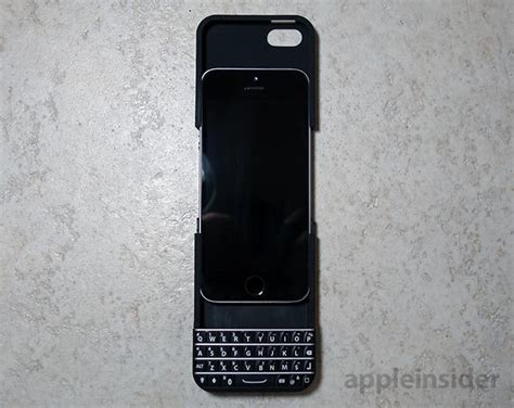 Typo Qwerty Blackberry Keyboard Bluetooth Casing Iphone 5 Mss Look Typo Bluetooth Keyboard For Iphone 5 And