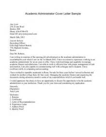 Hris Administrator Cover Letter by Administration Cover Letter Choice Image Cover Letter Ideas