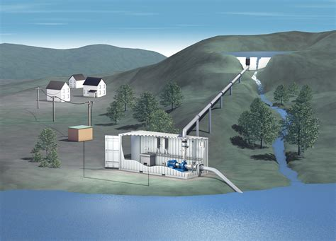 power house ksb s powerhouse small turnkey hydropower system ksb