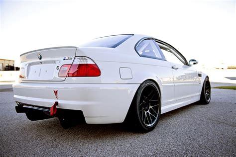 BMW M3 E46 Track Car Hire Circuit Spa Francorchamps