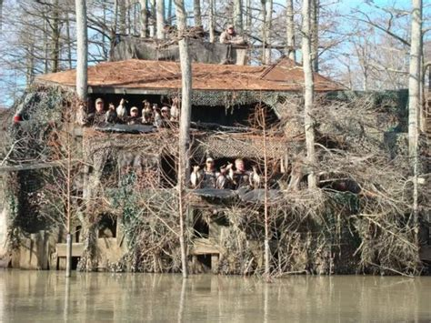 Goose Pit Blinds Get Duck Hunting Boat Blind Plans Plans For Boat