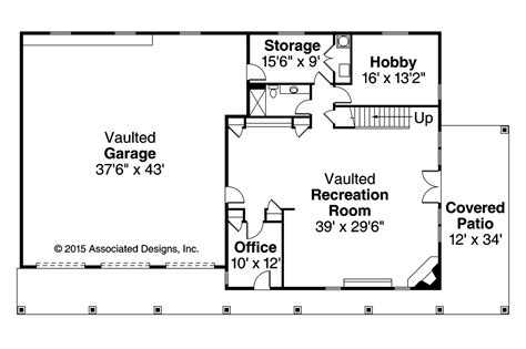 country house plans garage w rec room 20 147 country house plans garage w rec room 20 095