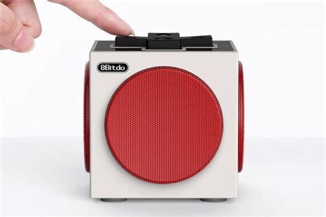 Murah 8bitdo Cube Stereo Bluetooth Speakers 8bitdo retro cube speaker