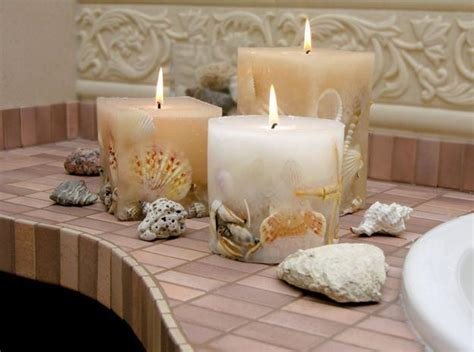decorating with seashells in a bathroom seashell bathroom decor ideas home interior design