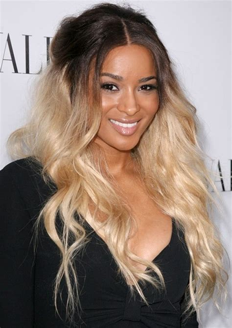 hairstyles blonde and black black and blonde two toned hairstyles pretty designs