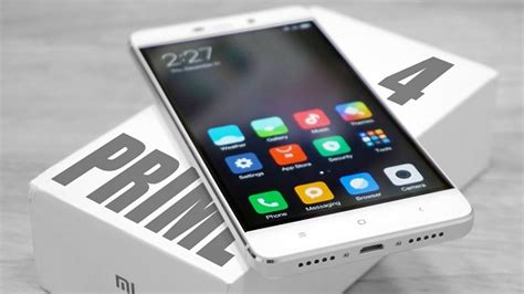 Dan Spek Hp Xiaomi Redmi 4 kelebihan spesifikasi hp xiaomi redmi 4 prime ram 3gb prosesor octa