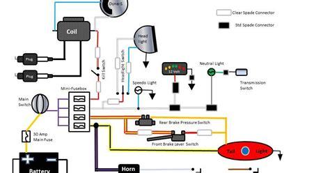 shovelhead wiring diagram efcaviation
