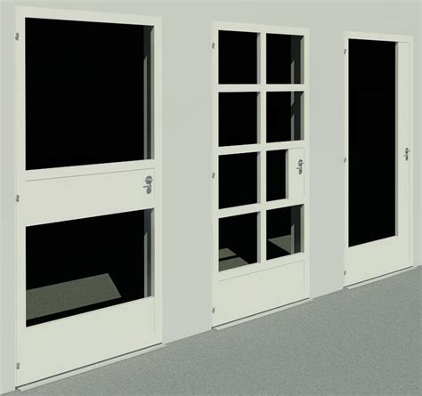 windows doors corportate bim objects families