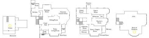 Halliwell Manor Floor Plans Halliwell Manor Floor Plan By Notsalony On Deviantart