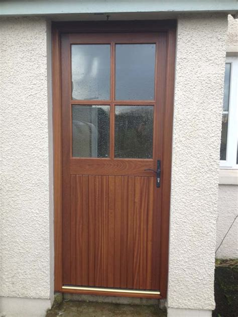 Christie Door Company s christie joinery northern ireland wooden doors external