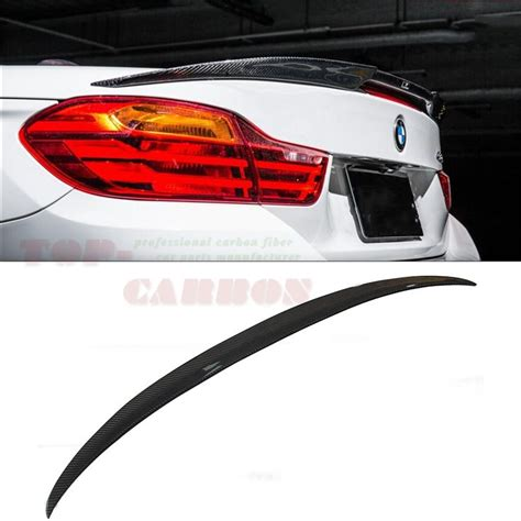 bmw trunk accessories performance style f33 spoiler for bmw 4 series f33