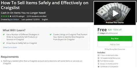 7 Tips On Buying Stuff From On Craigslist by 100 How To Sell Items Safely And Effectively On