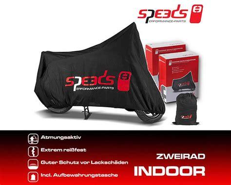 Motorrad Abdeckplane Baumwolle by Drive Shop24 De Speeds Abdeckplane Indoor Zweirad Garage