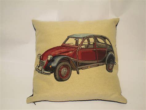 cuscino auto cuscino con auto d epoca per la casa e per te decorare