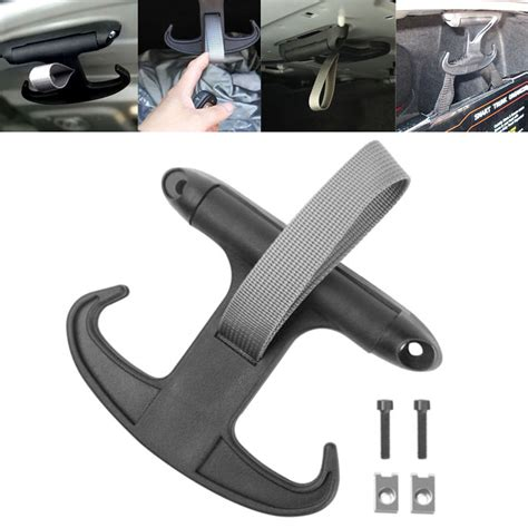 cargo hook 1 0 ton portable car trunk bag cargo hook hanger holder for vw