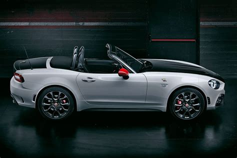 fiat 124 spider abarth photos vj drives tacoma