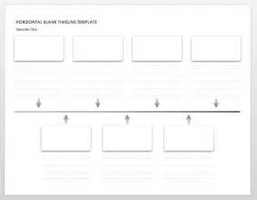 Timeline Template by Free Blank Timeline Templates Smartsheet