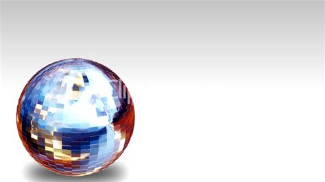 animation disco ball royalty  video  stock footage