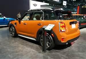 Mini Cooper Countryman Convertible Car Pro Photos Mini Mania Hits La Auto Show