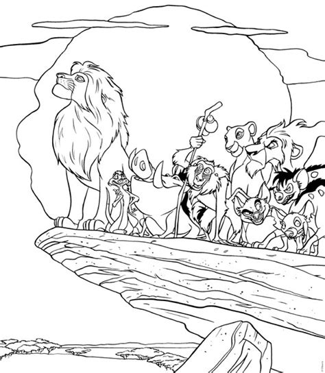free printable coloring pages for lion king lion king coloring pages 2018 dr odd
