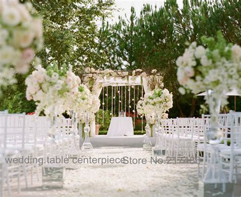 wedding centerpiece stands no the stand including flower design glass wedding