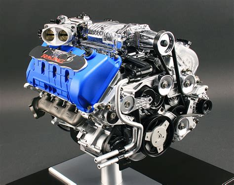ford racing motor gmp 1 4 2004 ford racing 4 6l dohc supercharged motor