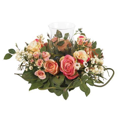 flowers arrangements rose candelabrum silk flower arrangement silk specialties