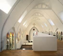 church turned into house minimalist church conversion home idesignarch interior