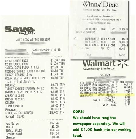 free walmart receipt template receipts studio design gallery photo