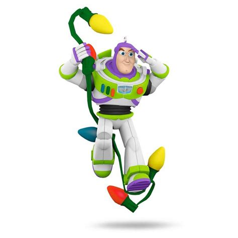 hallmark 2016 buzz in lights disney pixar toy story