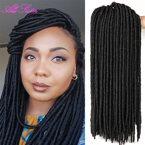 faux locks dreads prices ali sister hair faux locs crochet dreads extensions faux