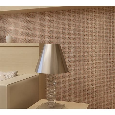 kitchen backsplash sheets natural stone and glass mosaic sheets stainless steel
