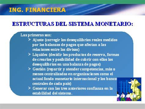 finanzas internacionales sistema monetario internacional finanzas internacionales mercado financiero internacional