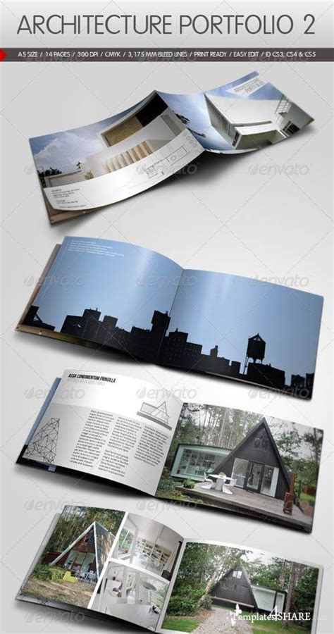architecture portfolio design templates graphicriver architecture portfolio ii 187 templates4share